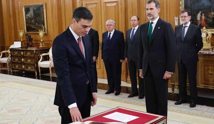 España, Política, Pedro Sanchez,