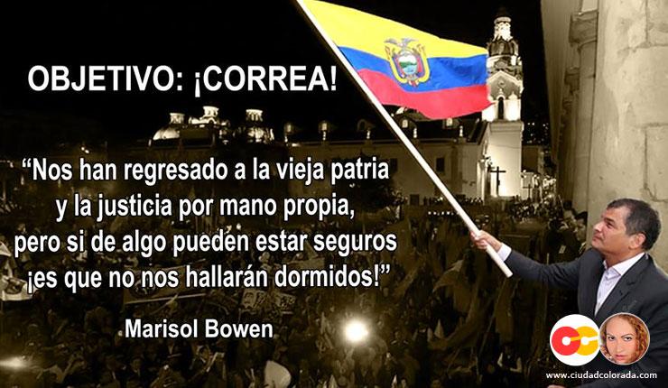 Objetivo Correa