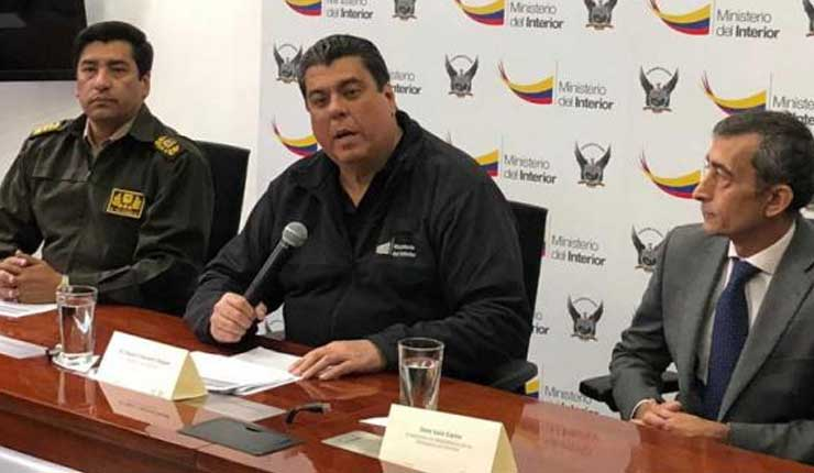 Pablo Romero, Política, Senain,