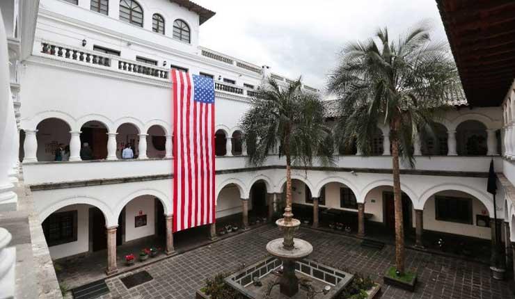 Vice de EEUU Mike Pence, forzará a Moreno pronunciamiento contra Venezuela