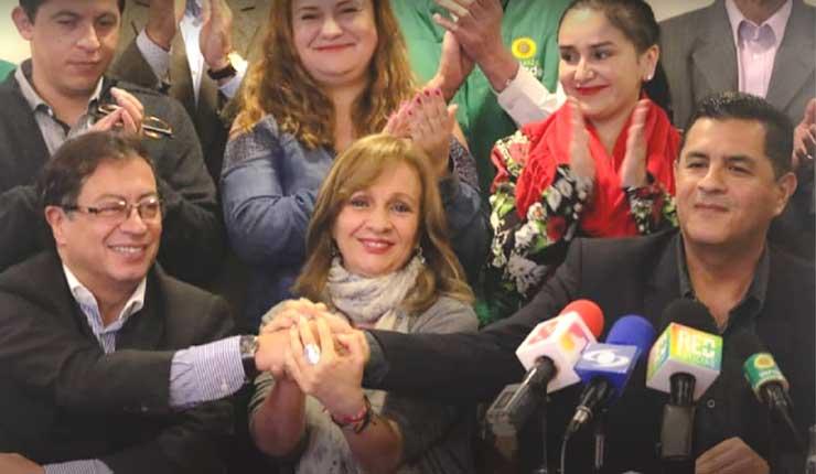 Gustavo Petro Colombia decide 2018