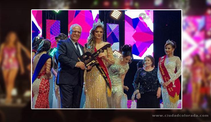 Shael Cantos fue elegida Reina de Santo Domingo 2018