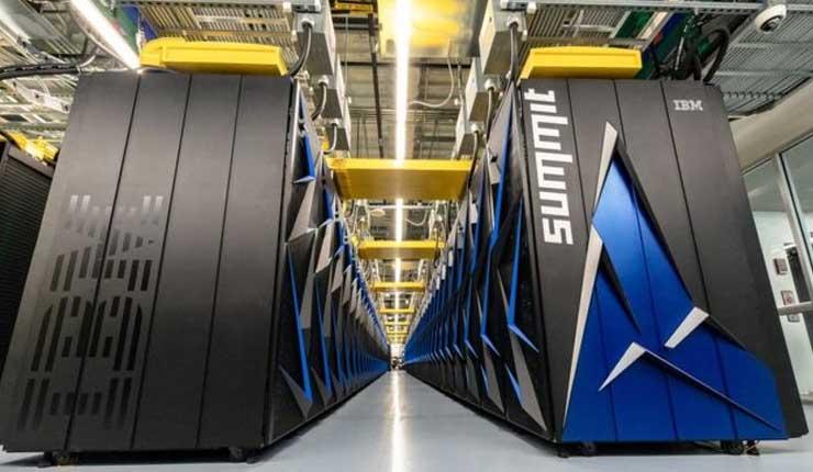 Conoce a Summit la supercomputadora más poderosa del mundo