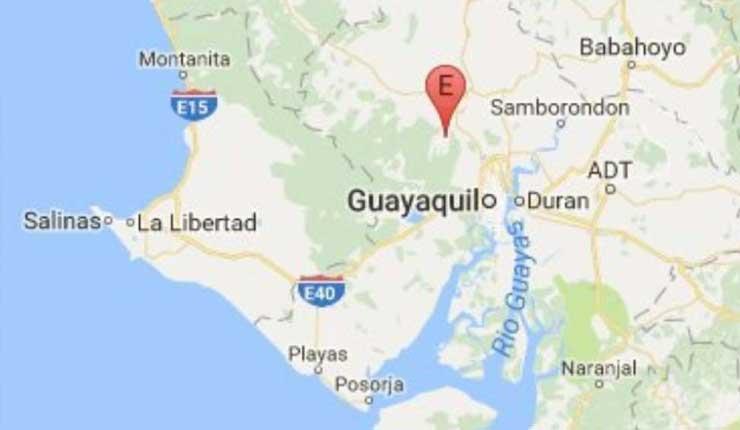 Temblor de magnitud 5 en Nobol, Inocar descartó tsunami