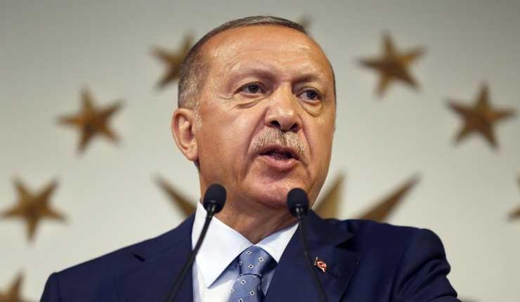 Turquía, Recep Tayyip Erdogan, Política,
