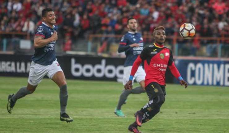 Deportivo Cuenca, Fútbol, Wilstermann Copa Sudamericana,