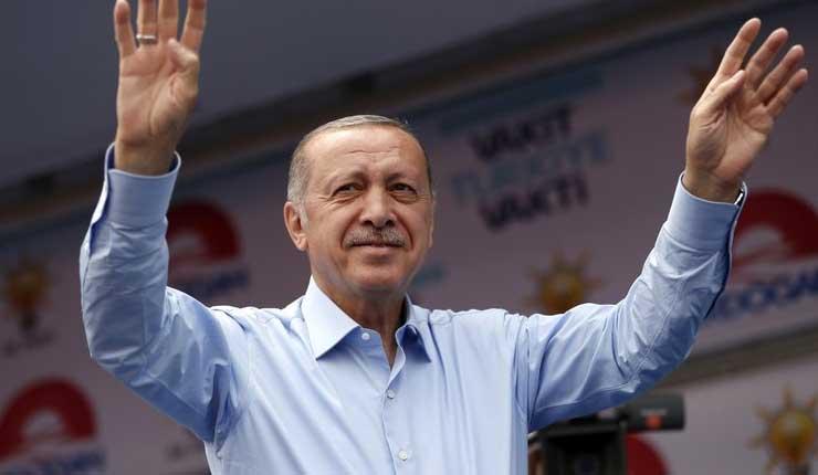 Consejo electoral de Turquía confirma victoria de Erdogan