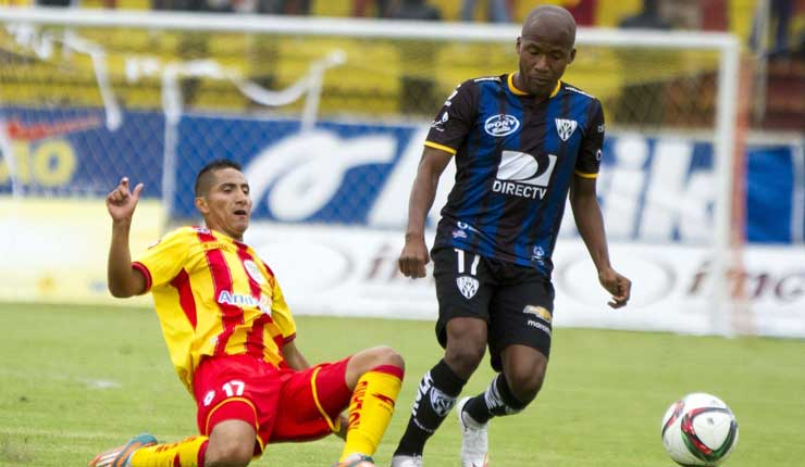 Aucas, Independiente, Fútbol, Campeonato Ecuatoriano,