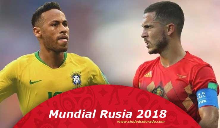 Brasil vs. Bélgica EN VIVO