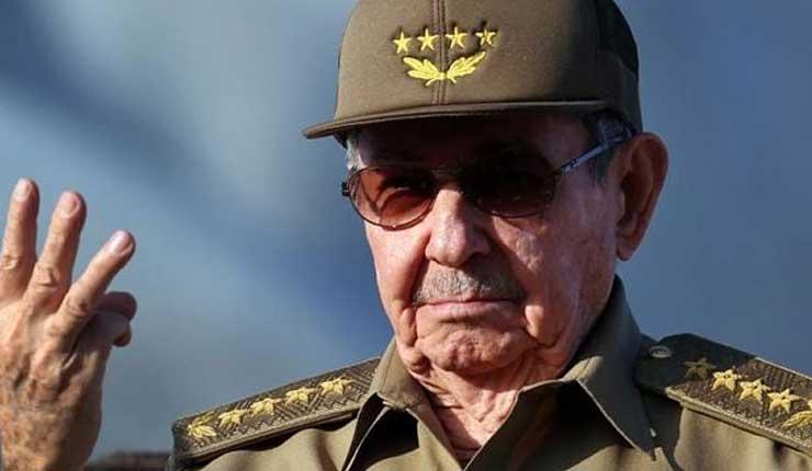 """Castro denuncia que EEUU """"estrecha el cerco"""" sobre Cuba, Venezuela y Nicaragua"""