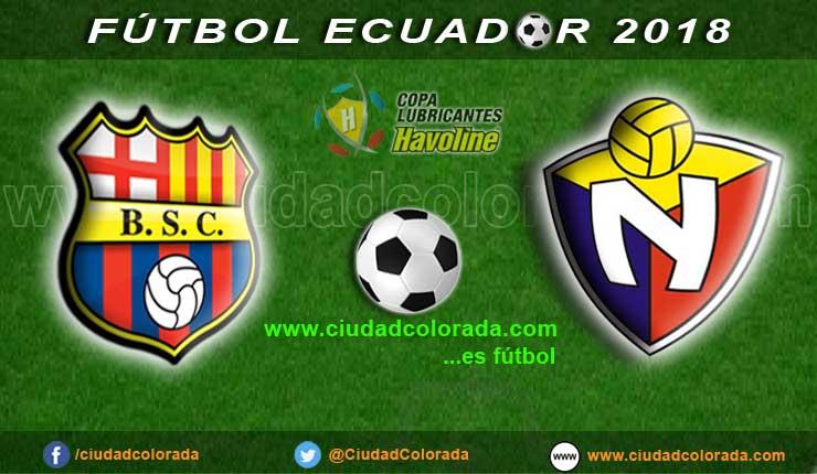 Barcelona, Fútbol, El Nacional, Campeonato Ecuatoriano, GOL TV,