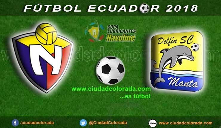 El Nacional, Fútbol, Delfín, Campeonato Ecuatoriano, GOL TV, EN VIVO,