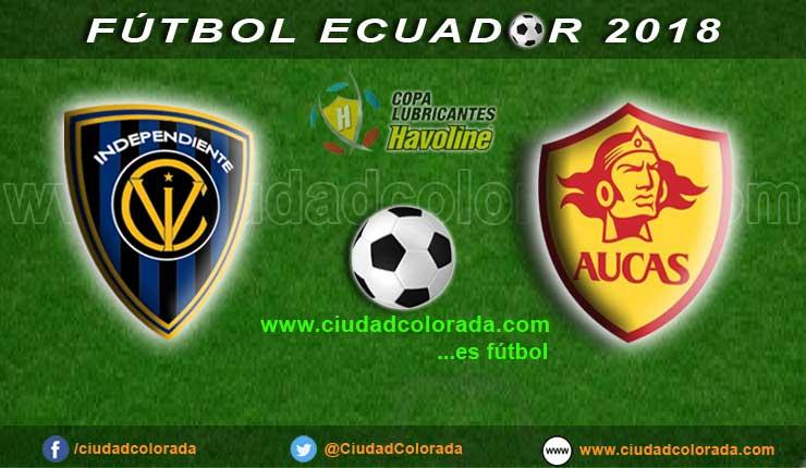 Independiente, Fútbol, Aucas, Campeonato Ecuatoriano, GOL TV, EN Vivo,