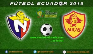 El Nacional, Aucas, Fútbol, Campeonato Ecuatoriano, GOLTV,