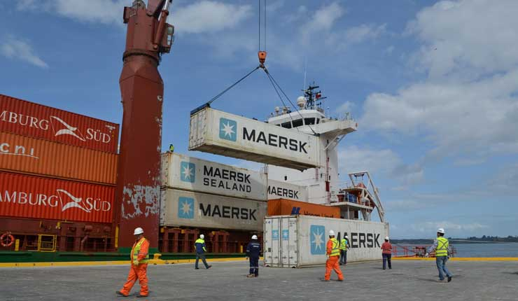Exportadores rechazan el cobro de tarifas por contenedor