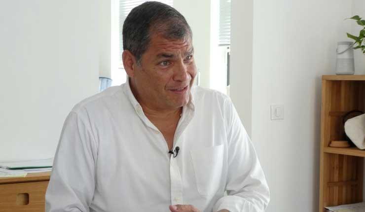 Contraloría Ecuador pide nueva investigación contra Correa