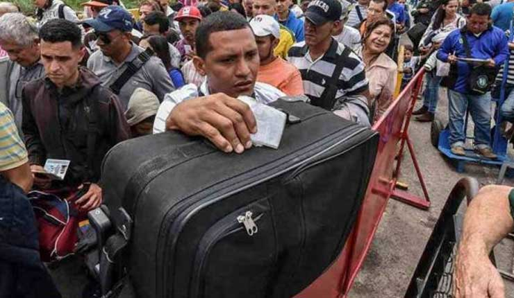 Alrededor de 900 mil venezolanos han migrado a Colombia en 2018