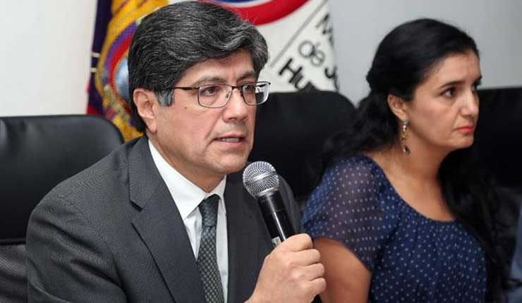"""Autoridades de Ecuadorestiman """"altas probabilidades"""" que cuerpos encontrados correspondan a Katty Velasco y Óscar Villacís"""