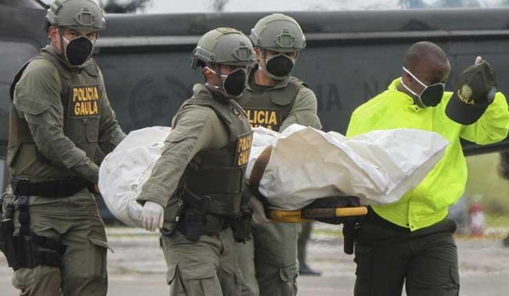 Secuestrados, Colombia, Ecuador,