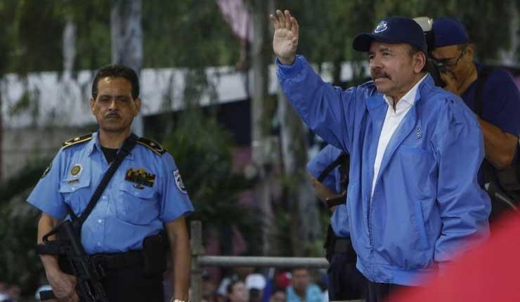 Daniel Ortega descarta un adelanto electoral en Nicaragua