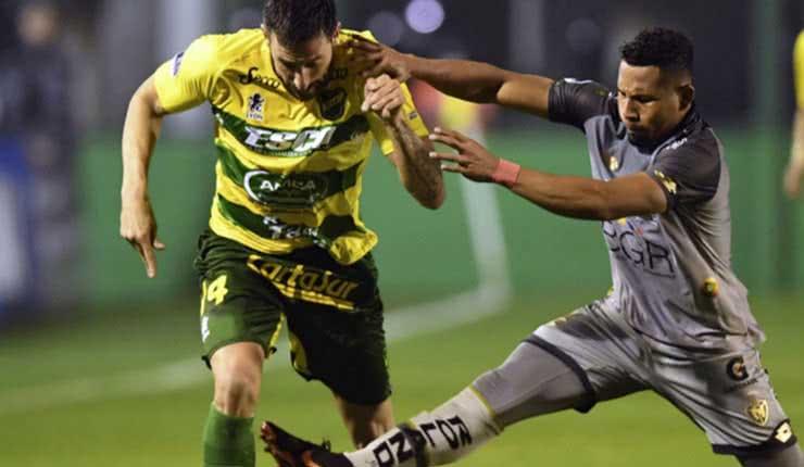 Defensa y Justicia, Fútbol, El Nacional, Copa Sudamericana,