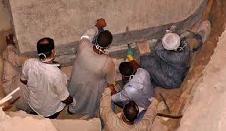 Descubren en Egipto un taller de cerámica de más de 4.500 años