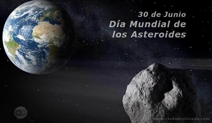 Dia mundial de los Asteroides 30 de junio