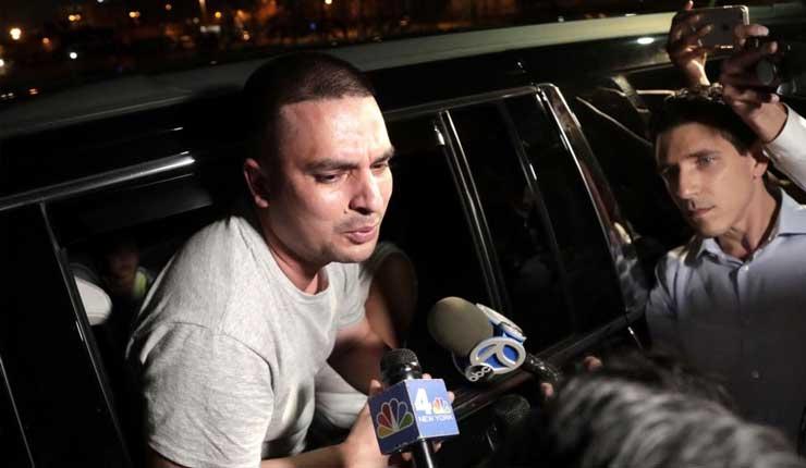 Ecuatoriano detenido en Nueva York sale en libertad