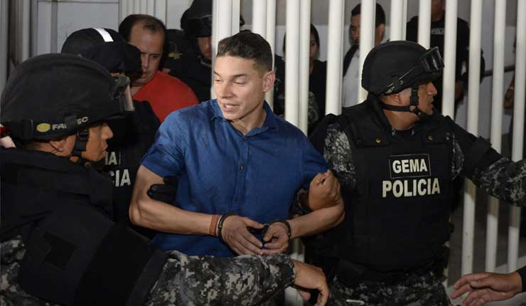 Revocan prisión preventiva a exministro Iván Espinel Molina por peculado