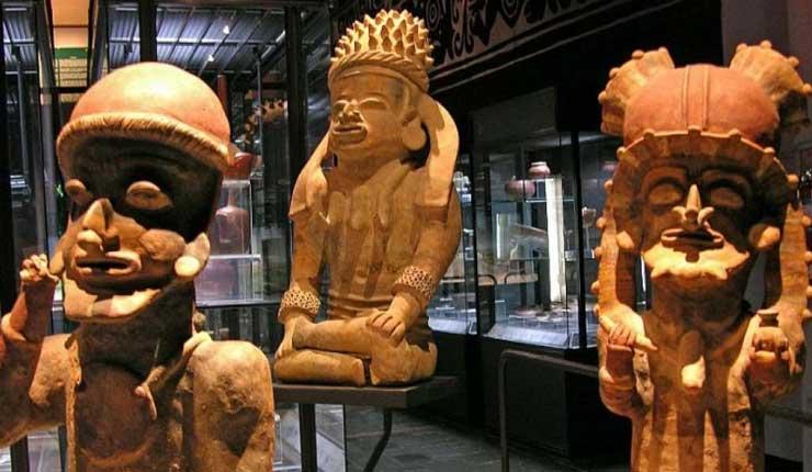 Ecuador recupera en Alemania 13 estatuas y vasijas precolombinas