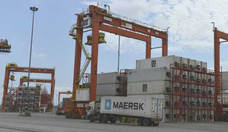 Exportadores reclaman por nueva tarifa en el Puerto Marítimo de Guayaquil