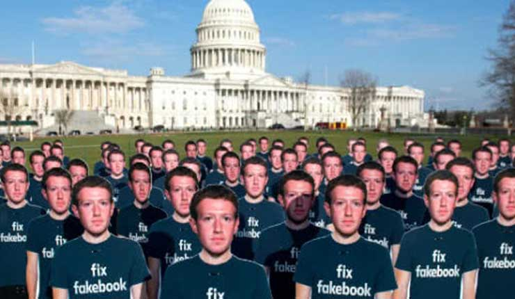 Multan a Facebook por incumplir ley de protección de datos