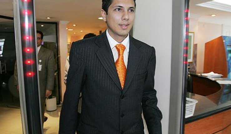 Fernando Balda, Política, Carondelet,