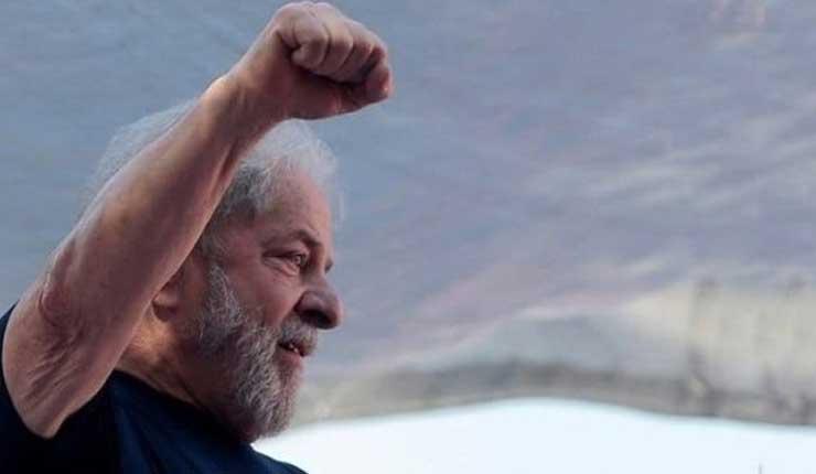 Justicia brasileña rechaza en bloque 143 hábeas corpus por la libertad de Lula