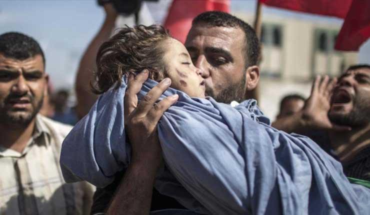 Irán pide enjuiciar a Israel por matar a los niños palestinos