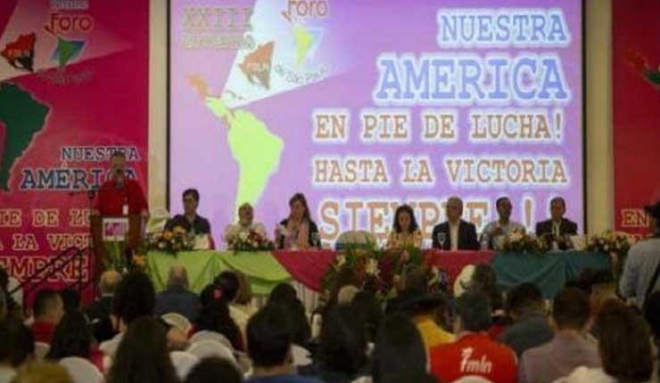 La izquierda latinoamericana, en la unión está la fuerza