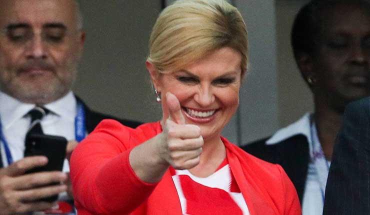 Conoce quién es Kolinda Grabar, presidenta de Croacia
