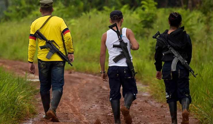 En Colombia matan un líder social cada tres días