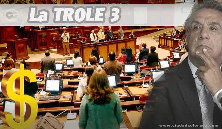 La Ley Trole 3