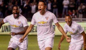 Liga de Quito. Fútbol, Copa Sudamericana, Vasco Da Gama, Fox Sport, En Vivo,