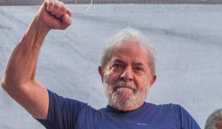 Lula es absuelto en una de las causas que enfrenta en la Justicia