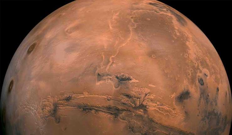 Marte, a su menor distancia de la Tierra en 15 años