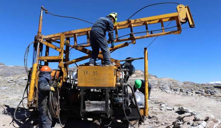 Perú descubre mina de 2,5 millones de toneladas de litio