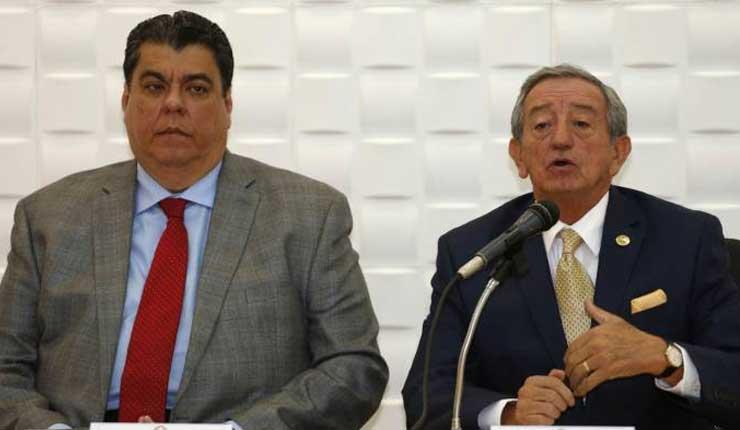 Ministro de Defensa Jarrín dice que equipo de El Comercio no fue secuestrado en territorio ecuatoriano