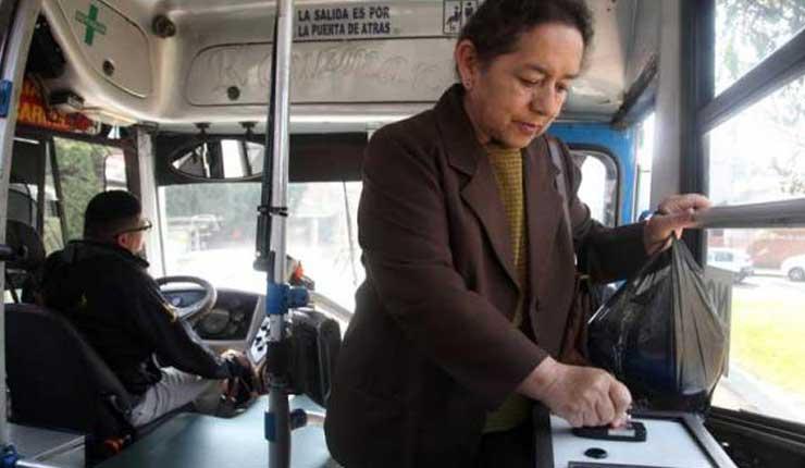 Flota de buses se renovará tras el alza de los pasajes