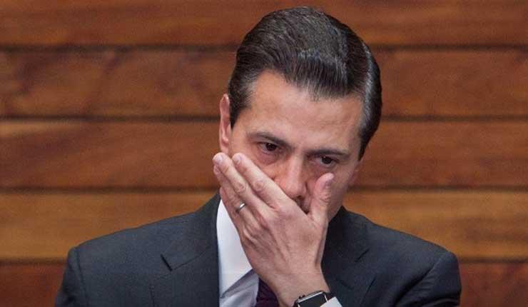 Sale al descubierto la misteriosa fortuna de 100 de dólares, de Peña Nieto
