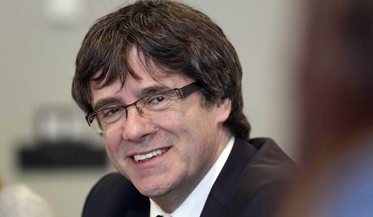 Alemania finaliza proceso de extradición contra Puigdemont