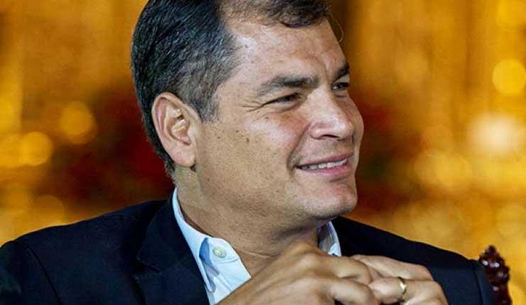Rafael Correa, Política, Ramiro Cueva, Agresión,