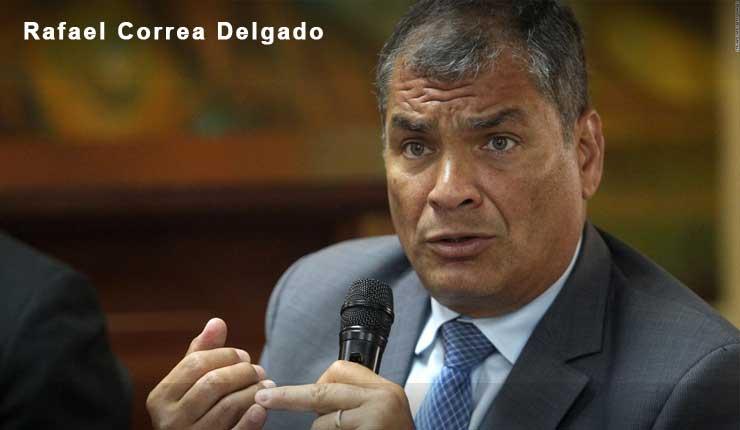 Rafael Correa cree que Interpol rechazará la petición