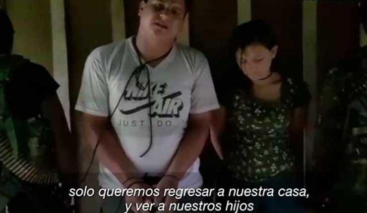Secuestrados, Colombia, Ecuador, Katty Velasco, Óscar Villacís,